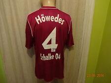 FC Schalke 04 Adidas Ausweich DFB-Pokal Sieger Trikot 2011 + Nr.4 Höwedes Gr.L