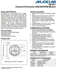 DS 1977 iButton 32KB EEPROM