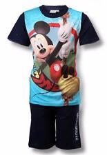 Pyjamas bleus en 8 ans pour garçon de 2 à 16 ans en 100% coton