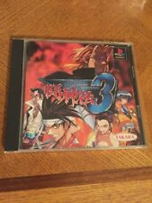 Battle Arena Toshinden 3 Playstation PS1 Japan import
