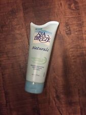 Sea Breeze Naturals Purifying Clay Cleanser Htf Acne Face Wash Oil Free Rare