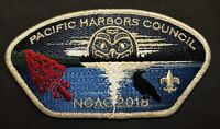 PACIFIC HARBORS COUNCIL NISQUALLY OA LODGE 155 NOAC 2018 SMY OWL DELEGATE CSP