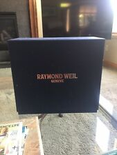 Raymond Weil Othello Desk Clock Limited Edition Brand New 2510-St-00581
