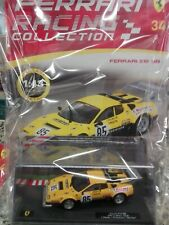 FERRARI 512 BB yellow 24H LE MANS 1978 FERRARI RACING C. #34 Mib 1:43 DIE-CAST