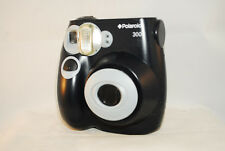 Polaroid 300, lomography,uses fuji instax mini, fantastic plastic (b18) black