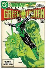 Green Lantern #166 (DC, 1983) – Gil Kane cover – Guardians of the Universe – FN