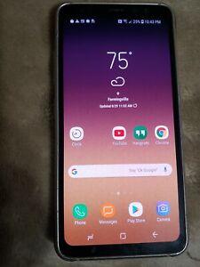 Samsung Galaxy S8 Active Gold 64gb Unlocked  GSM BURN IMAGE and SHADE
