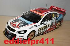 1/18 2013 HOLDEN VF COMMODORE ANZAC APPEAL HRT PUKEKOHE NEW ZEALAND TOLL DIECAST
