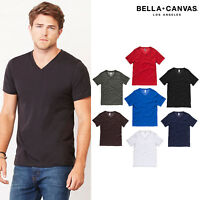 Bella + Canvas Unisex Jersey V-Neck T-Shirt 3005