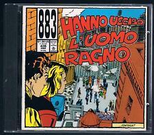 883 MAX PEZZALI HANNO UCCISO L'UOMO RAGNO CD F.C. FRI 6012 2