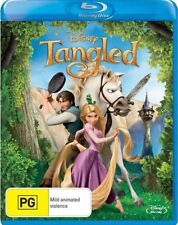 Tangled Blu-Ray : NEW