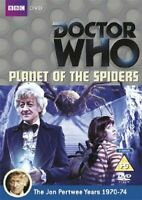 Doctor Who - Planet of the Spiders [DVD] [1974][Region 2]