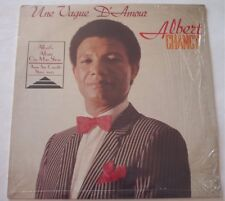 Albert Chancy Une Vague D' Amour 1984 LP Vinyl NM- Nice In Shrink Original 8401