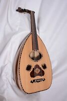 OUD MADE BY ZERYAB HIGH QUALITY(IRAQI STYLE)FOLK FRETLESS GUITAR ( IRAQI 2 )