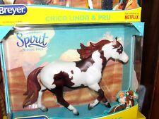 Breyer #9202 Traditional Boomerang Pinto Horse Spirit Collection NIB!