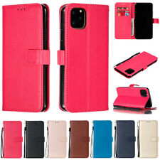 For iPhone 11 Pro Max XS Max XR 8 7 6 SE Magnetic Flip Leather Case Wallet Cover