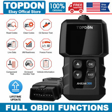 NEW! OBDII Scanner Code Reader OBD2 EOBD CAN Scan Tool Diagnostic SUV Car Truck