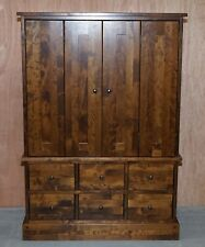 LAURA ASHLEY GARRAT TV CABINET WITH 6 DRAWERS