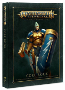 Warhammer Age of Sigmar Core Rule Book