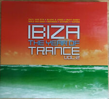 IBIZA 99 YEAR OF TRANCE VOL 2 - NEW UNSEALED DIGIPACK