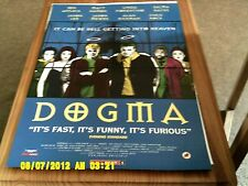 Dogma (ben affleck, matt damon, alan rickman, chris rock) Movie Poster A2