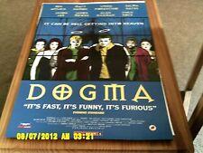 DOGMA (Ben Affleck, Matt Damon, Alan Rickman, Chris Rock) FILM POSTER A2