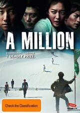 A Million (DVD, 2011) New & Sealed