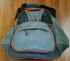 REI  Day Pack Hiking Gray and Black Backpack Daypack NICE!