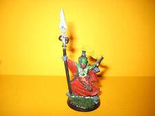 Eldar-craftworlds-Metal Warlock-Runes Lecteur en métal II