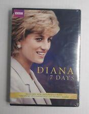 BBC's Documentary: Diana 7 days, DVD.  New.