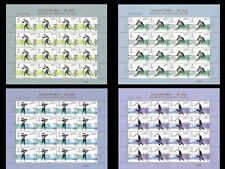CHINA 2018-32 冬奥会 FULL S/S Olympic winter games Beijing 2022 Sport  Stamp