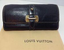 Louis Vuitton Suhali Portefeuille le favorl Black wallet