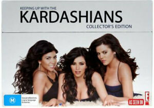 Keeping Up With The Kardashians : Collector's Edition : Season 1-4