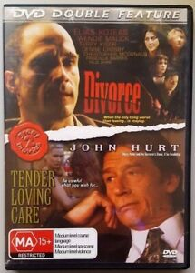 Divorce / Tender Loving Care (Double Feature) DVD (All Regions)