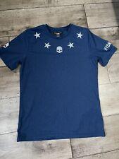 Hydrogen Herren Tech Stars Crew Gr. L Tennis Shirt