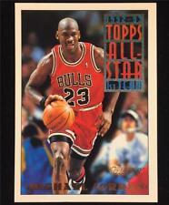 1993-94 Topps Gold #101 * MICHAEL JORDAN * Chicago Bulls ALL-STAR 1st TEAM card