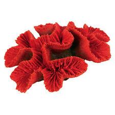 Trixie Decoración de acuario Coral de rosas, 16 cm, NUEVO