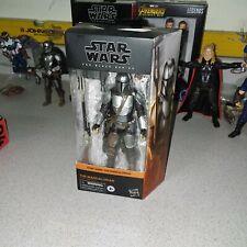 "Star Wars Black Series ""Mandalorian Beskar Armor"" Brand New"