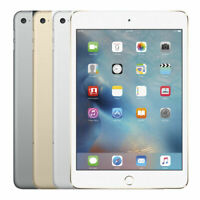 Apple iPad Mini 4 A1538 A1550 16GB 32GB 64GB 128GB 4G Cellular WiFi Retina