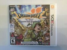 Replacement Case (NO GAME) Dragon Quest VII - Nintendo 3DS