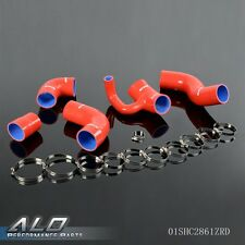 UK Silicone Boost Turbo Hose For Volvo 850 T-5/T-5R 1993-1997 S70/V70 T5 2.3L