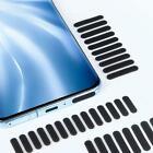 Anti Dust Cover Phone Speaker Dustproof Mesh Adhesive Sticker for iphone N EW