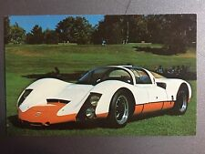 1967 Porsche 906 Carrera 6 Postcard Post Card RARE!! Awesome L@@K