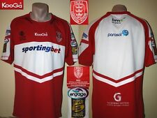 Rugby League Jersey Maglia Shirt HULL KINGSTON ROVERS KooGa 2010/2011 Home