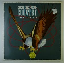 "12"" LP - Big Country - The Seer - k6147 - washed & cleaned"