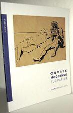 Christie's Oeuvres Modernes Sur Papier 26 Mars 2015 Kees van Dongen, Espagnole à