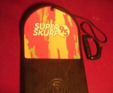 "Super Skurf Junior Snow Board,  95cm Long X 8-1/2""W, No Toe Straps/Bindings"