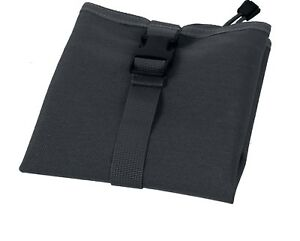 Black Map and Document Case Weather Resistant Hiking Travel Rothco 9838