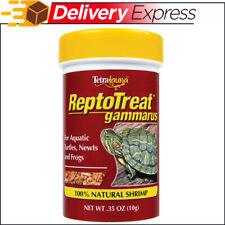 New listing Tetrafauna ReptoTreat Gammarus 0.35oz Shrimp Treat For Aquatic Turtles Newt Frog