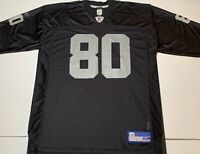 VINTAGE Reebok On Field NFL Jersey MEN'S SZ XL Oakland Raiders JERRY RICE #80